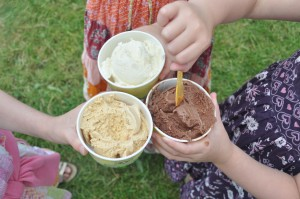 Day 122:  A family afternoon out at the Great British Food and Drink Festival at Shugborough