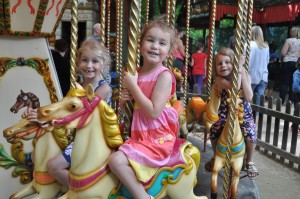 Day 157:  A fun family day at Wonderland in Telford