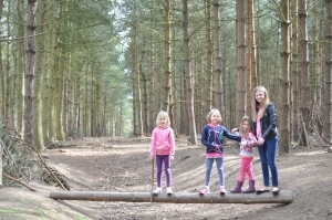 Day 403:  Blew the cobwebs away out in nature at Birches Valley